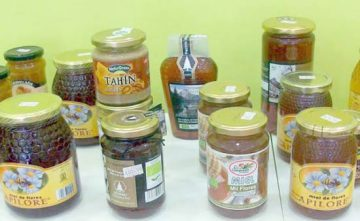 Miel y mermeladas, productos naturales, Estepona