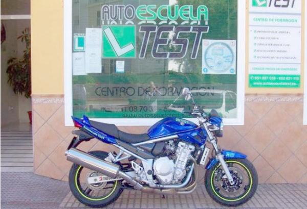 Permiso de Conducir A2 Motocicletas