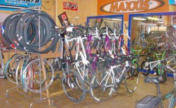 Venta y reparación de bicicletas Estepona