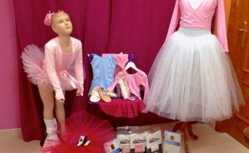 Ropa de Ballet para adultos