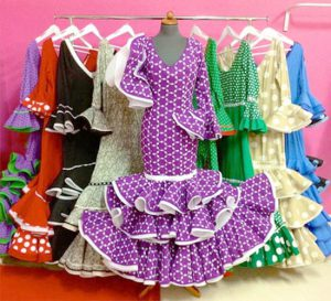 Vestidos y Trajes de Flamenca en Estepona