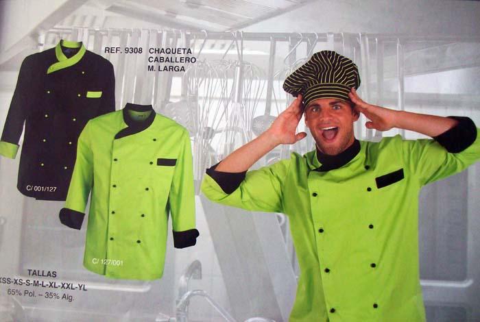 Uniformes de cocinero Estepona
