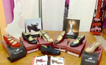 Zapatos para Baile de Salón y Salsa en Estepona